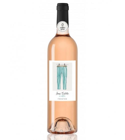 AOP Fronton rosé - Sans Culotte - Sans sulfites ajoutés