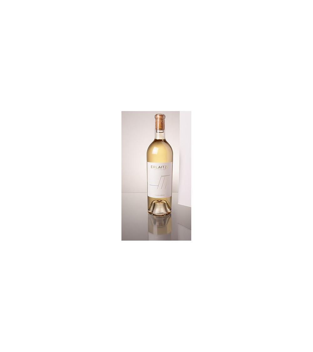 Erlaitza, Chardonnay de la Corniche Basque, blanc