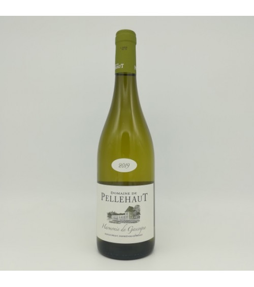 Côtes de Gascogne Domaine de Pellehaut Harmonie de Gascogne blanc