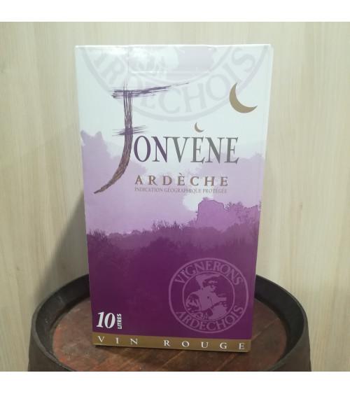 BIB 10L - IGP Ardèche Fonvène rouge