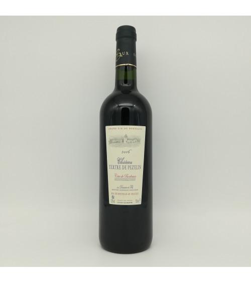 Côtes de Bordeaux Château Tertre de Pézelin 2019