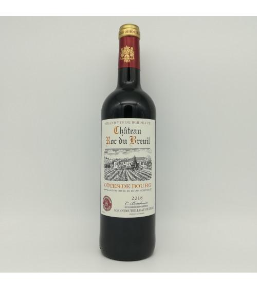 Côtes de Bourg Château Roc Du Breuil 2018
