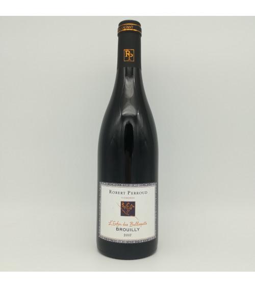 Cru du Beaujolais, Brouilly, Enfer des Baloquets, rouge 2017