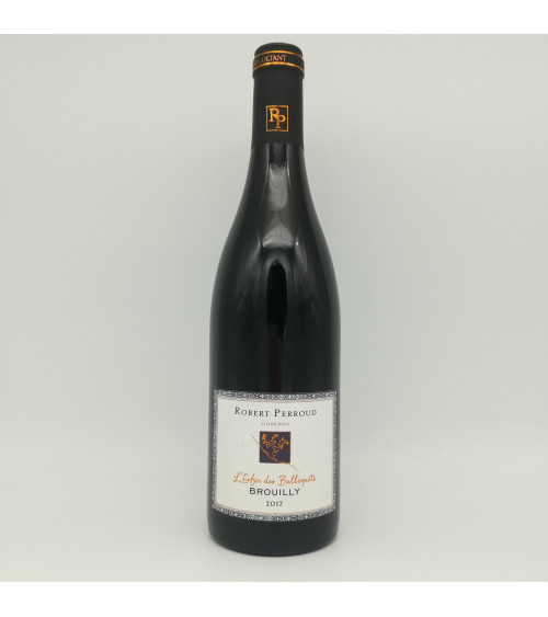 Cru du Beaujolais, Brouilly, Enfer des Baloquets, rouge 2018