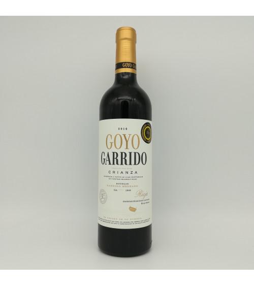 Rioja Goyo Garrido Crianza 2016 - Garrido Medrano S.L.