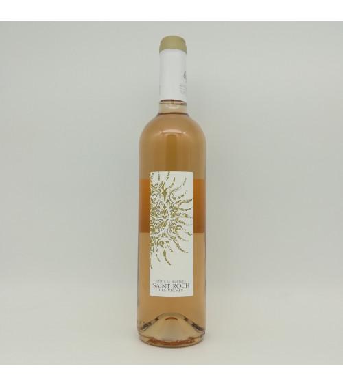 A.O.P. Côtes de Provence Saint Roch les Vignes 2018-Les Maîtres Vignerons de la Presqu'île de St Tropez
