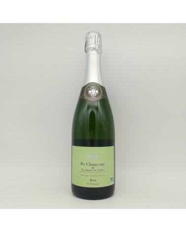 Crémant de Loire brut- De Chanceny - Vin biologique - Cave Robert et Marcel