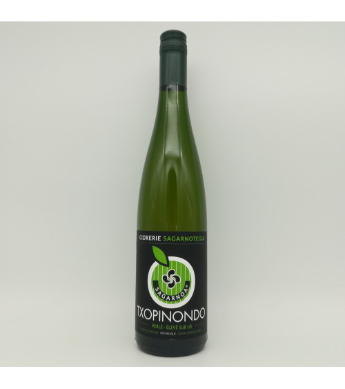 Sagarnoa - Cidre Basque - Cidrerie Txopinondo