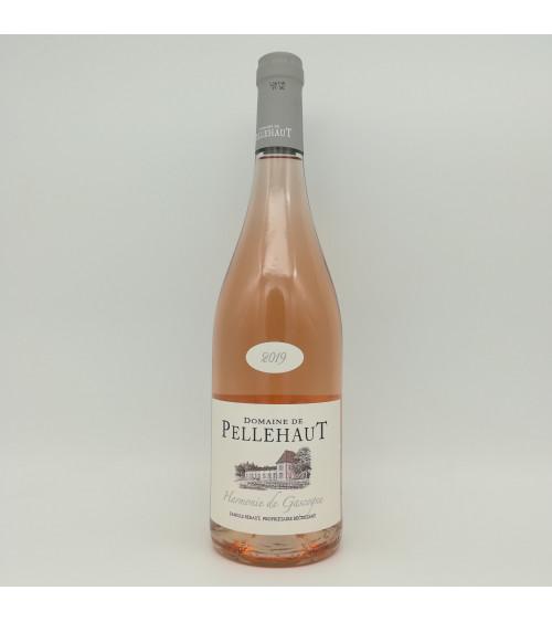 Côtes de Gascogne-Harmonie de Gascogne rosé 2020-Domaine de Pellehaut