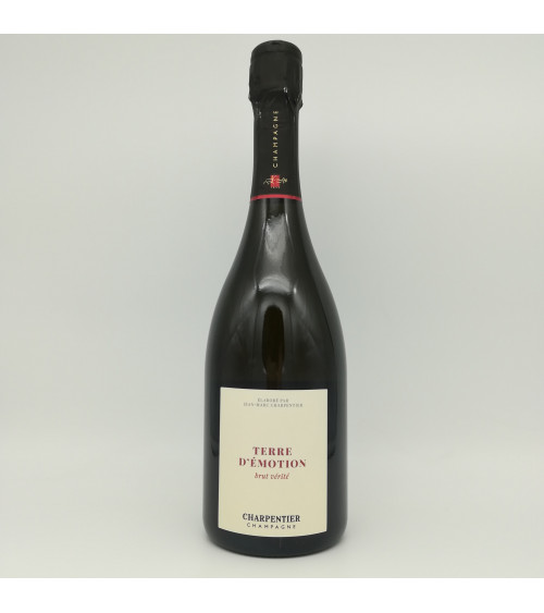 Champagne Terre d'Emotion Brut - SARL Charpentier