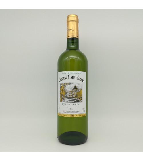 Entre-Deux-Mers Château Haut-d'Arzac 2020-Vignobles Boissonneau