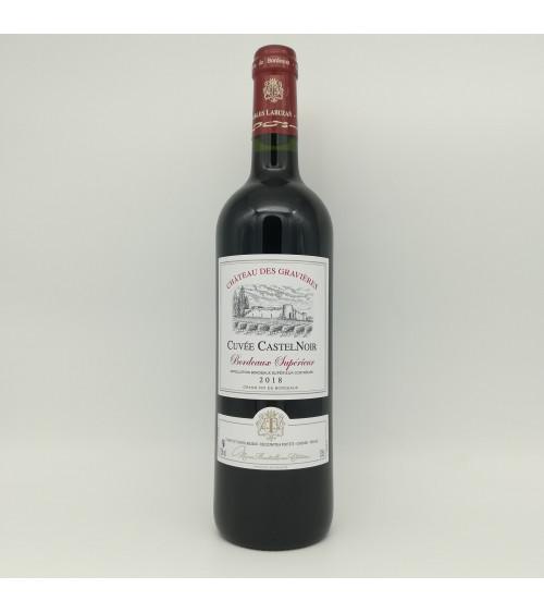 Bordeaux Supérieur Château des Gravières Cuvée Castelnoir 2018
