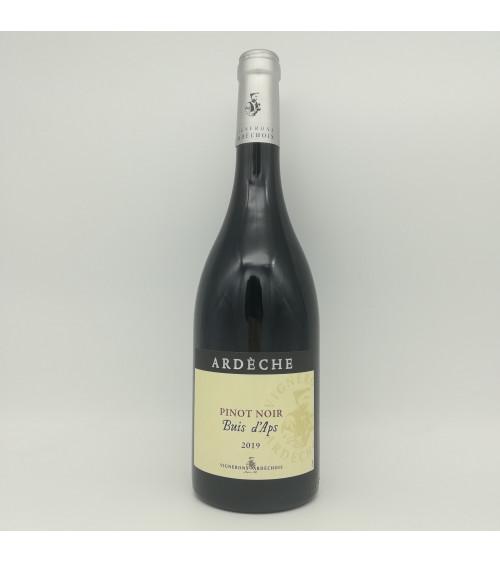 IGP Ardèche Pinot Noir Buis d'Aps 2019 - Les Vignerons Ardéchois