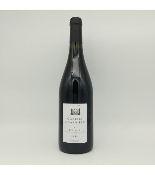 """Chinon """"Clos de la Lysardière"""" 2018 -Les Vignobles du Paradis"""