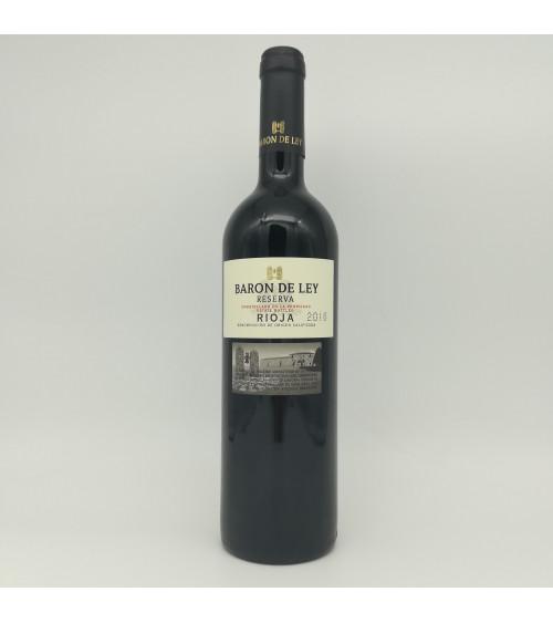 Rioja Baron de Ley Reserva 2016 - Baron de Ley S.A. Mendavia España